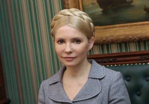Тимошенко отрицает наличие долга перед Россией: Ответственность несут Кучма и Азаров