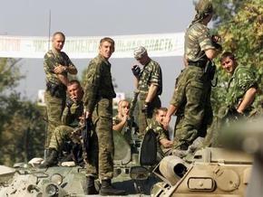 В Чечне совершено нападение на военную колонну