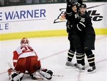 NHL: Черная полоса Детройта