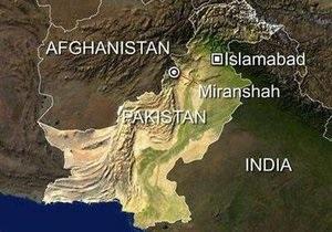 Беспилотник США уничтожил пятерых боевиков Талибана в Пакистане