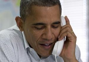 Еще четыре года: Обама заявил о своей победе в Twitter