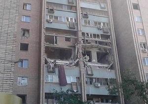 новости Луганска - взрыв в жилом доме - Взрыв в жилом доме в Луганске: один человек погиб, еще шестеро пострадали