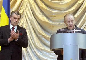 Сын Шухевича: Ющенко - воплощение украинского идеала, а Тимошенко - проводник интересов Москвы