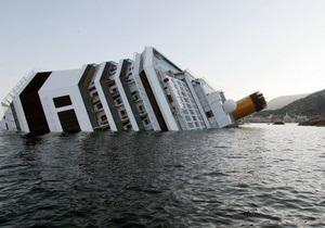 Выжившие при крушении лайнера Costa Concordiа украинцы требуют в два раза увеличить компенсацию