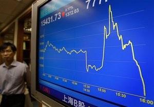 Украинский фондовый рынок показал негативную динамику