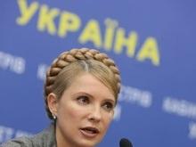 Тимошенко: Если Ющенко сорвет переговоры, будет коалиция с ПР