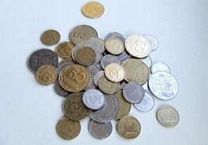 Госдолг Украины снизился в апреле