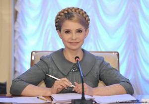 Тимошенко: С первых дней президентства Януковича в милиции убивают, а кортежи переезжают людей