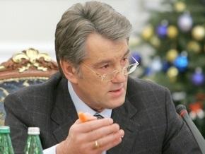 Ющенко дал банкам десять дней на стабилизацию курса гривны