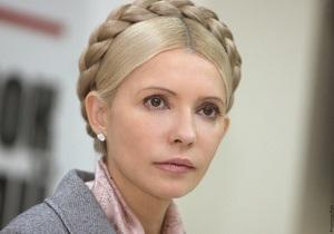 Тимошенко не исключает возбуждения уголовного дела против Литвина