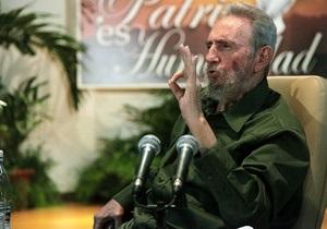 Фидель Кастро заявил, что чувствует себя хорошо