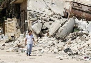 Украина начала эвакуацию своих граждан из Сирии