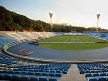 Стадион Динамо будут освещать по-новому