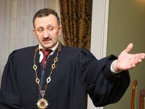 Экс-судья Зварич лично хочет вернуть Ющенко свою награду