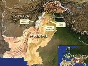 Теракт в Пакистане: девять человек погибли, 50 ранены