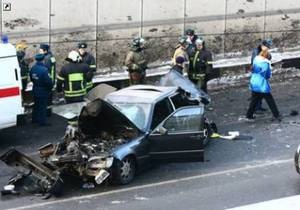 В ДТП под Жмеринкой погибли двое человек