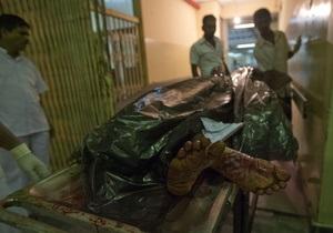 Мятеж заключенных на Шри-Ланке: не менее 27 погибших, у заключенных были пулеметы