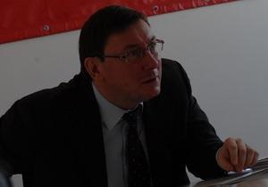 Луценко заявил, что  Киев лидирует по числу нераскрытых нападений на банки