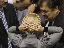 Тимошенко будет жить в кабинете премьера