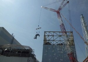 На Фукусиме-1 начали строительство защитного купола