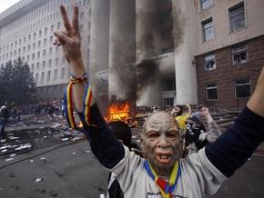 Правительство Молдовы предложило амнистировать участников апрельских беспорядков