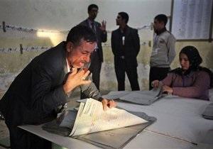 Избирком Ирака пересчитает голоса