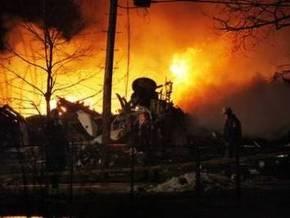 В США разбился пассажирский самолет: 49 человек погибли