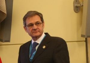 Тейшейра: Меня не пустили проведать Тимошенко, заявив, что я уже не посол ЕС в Украине