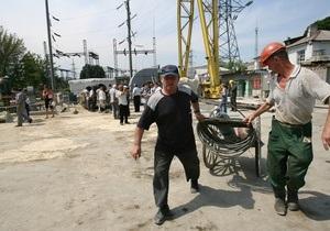 Киевские власти планируют построить метро на Троещину через пять лет