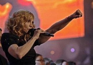 Мадонна возглавила рейтинг самых высокооплачиваемых знаменитостей
