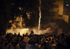 Посол Израиля покинул Каир после штурма дипмиссии
