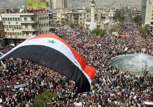 События в Сирии могут пойти по ливийскому сценарию