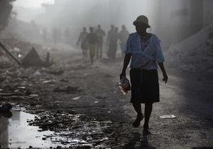 ООН: Размер международной помощи Гаити превысил $2 млрд