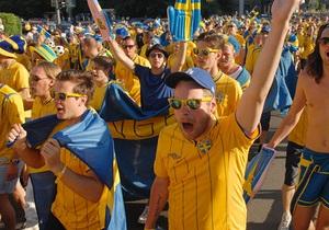 Около 50 фальшивых билетов было обнаружено на матче Украина-Швеция