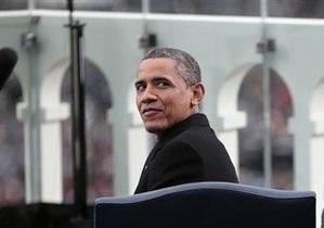 Обама официально вступил в должность президента