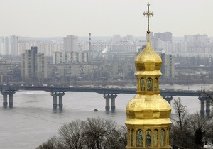Минрегионстрой: Генплан Киева утвердит Янукович, а не Азаров