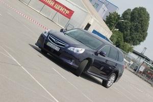 Заключительный этап всеукраинского Subaru Legacy тест-драйва состоялся в Днепропетровске