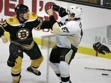 NHL: Кулачный дебют Пингвина