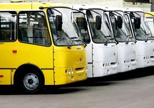Киевские власти хотят ввести бесконтактные проездные в наземном транспорте до 2013 года