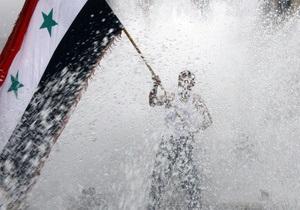 Лидеры Франции и Испании выступили за отставку Асада