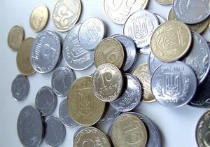 Дефицит бюджета Украины вырос в 3,4 раза