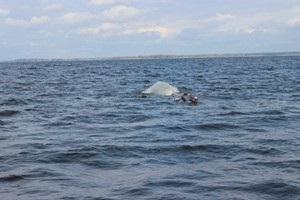 В Киевском водохранилище найдено тело одного из пропавших рыбаков