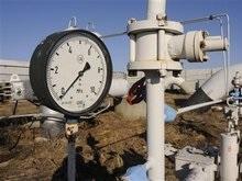 Цена на газ будет повышаться до конца года