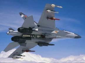 США купили два украинских истребителя Су-27
