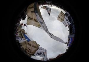 Фотогалерея: Послесловие. Митинги за и против Путина по окончанию выборов