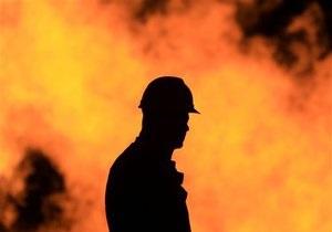 Под Киевом горел банный комплекс. Погибли два человека