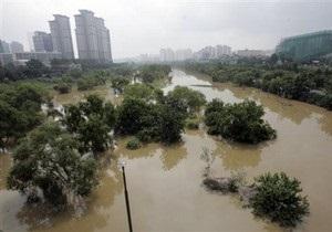 Наводнение вымывает из оружейных складов Южной Кореи и КНДР мины