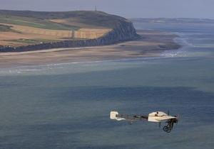 Туристический самолет, зарегистрированный в США, упал в Ла-Манш