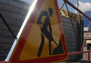 В Киеве проведут капремонт Харьковского шоссе