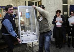 Наблюдательная миссия от Европарламента начнет работу в Украине 24 октября